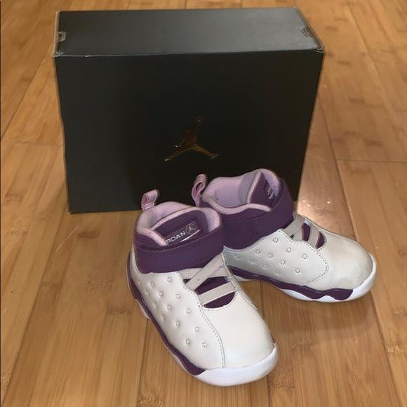 separation shoes d532e 2c1b1 Girls Toddler Jordan Jumpman Team II Shoes